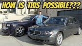 Here's Why This $4500 BMW 7-Series Is More Luxurious Than A Rolls-Royce Phantom