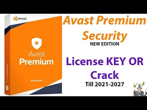Avast Premium 2019 License Till 2045 September Update