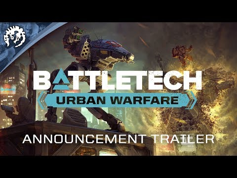 BattleTech: Urban Warfare goes to town this June
