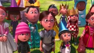 Minions YMCA minion song