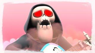 Spookiz | Stinky Music Class | 스푸키즈 | Funny Cartoon | Kids Cartoons | Videos for Kids