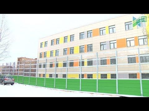 Новая школа в Ивантеевке на Детской готова на 80%