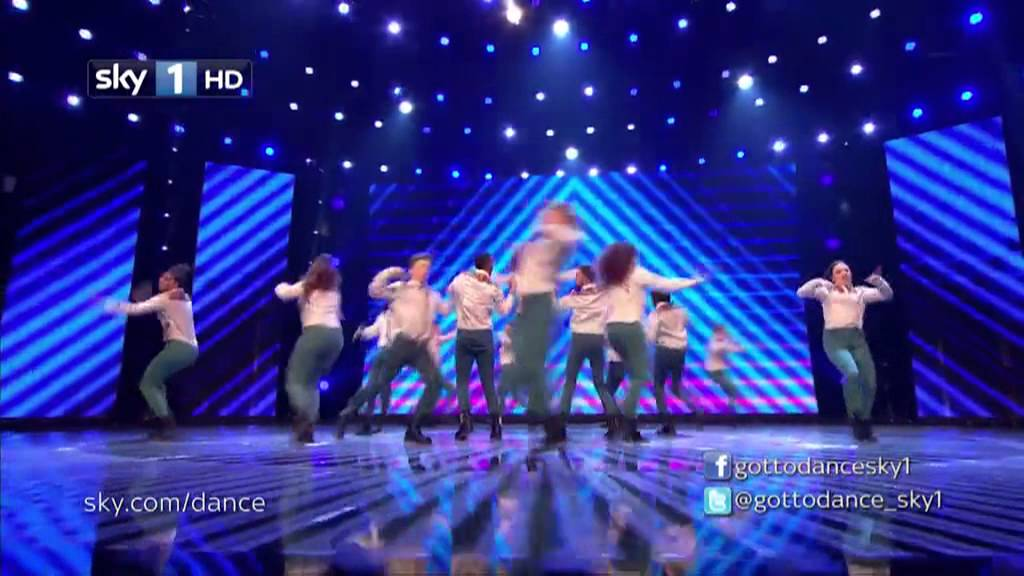 Got to Dance 4: Collective Ent. Live Show Performance