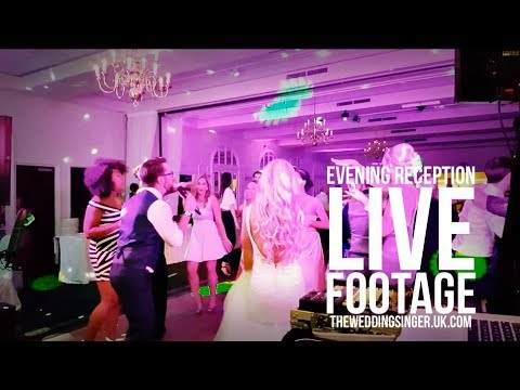 James Barlow - 'The Wedding Singer' - Completely Live Footage