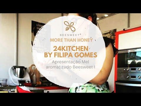 Apresentação de Mel aromatizado Beesweet by Filipa Gomes 24 Kitchen I