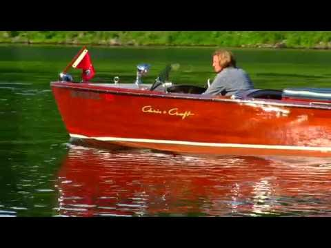 2016 Whitefish Chain Antique & Classic Wood Boat Rendezvous