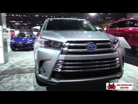 Toyota FJ Cruiser Rays 2015, Toyota Highlander, Toyota Highlander, Toyota Highlander SE 2017