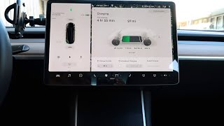 Tesla Model 3 Screen Protector / Tempered glass Install