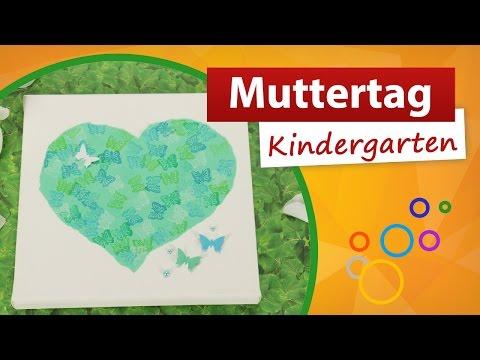 Muttertag Kindergarten 💙💚💛 Trendmarkt24 Bastelideen Für Kinder