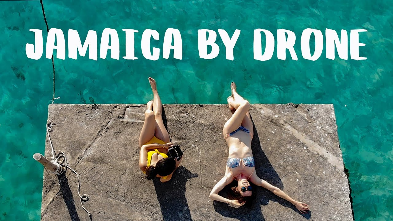 Jamaica by Drone with The Travel Women
