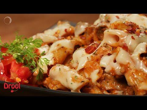Chicken & Cheese Pasta | चिकन और चीज़ पास्ता | Non-Veg Pasta Recipes
