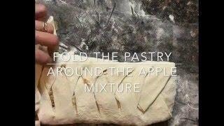 Day 25 - Tenderflake Puff Pastry Apple Pie