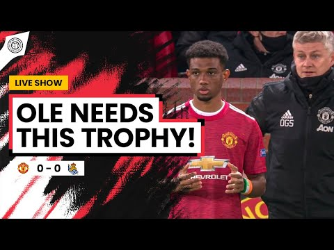 Does Solskjaer Need Europa League Trophy? | Man United 0-0 Real Sociedad | Review