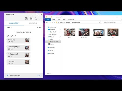 Samsung Flow - Google Play 앱