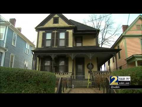 Dr Martin Luther King Jr Birth Home To Reopen Youtube