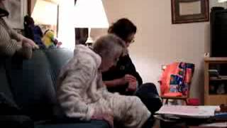 14 minutes of a night with my Grandmother who has dementia
