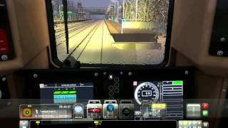 Career scenario Grand Central bound Train Simulator 2015 pt 1