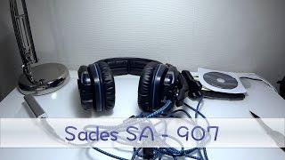 Игровые наушники Sades SA - 907 с Gearbest(, 2015-12-17T15:40:32.000Z)