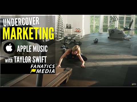 Apple Music and Taylor Swift Marketing Campaign Review