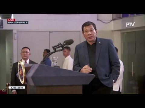 Duterte names Año as administrator of martial law