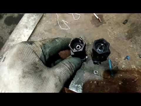 ВАЗ 21099 карбюраторная не работает датчик скорости