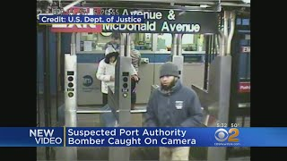 New Video Released Of Port Authority Bomber