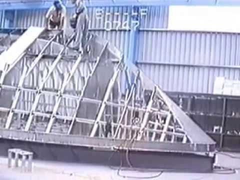ALUMINUM BOAT CONSTRUCTION TRAINING VIDEO