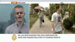 AJE speaks to human rights activist Joshua Rosenweig