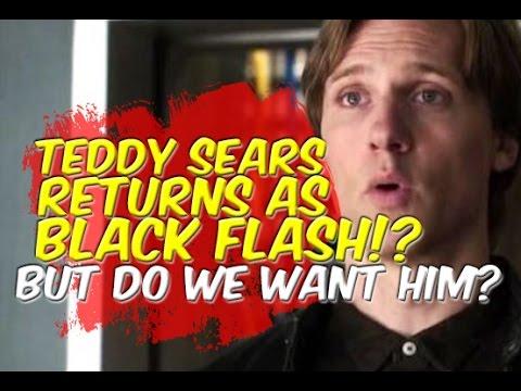 Do We Want Teddy Sears Back As Black Flash? - Lets Talk!