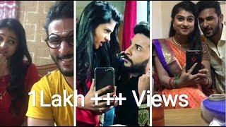 Vidya Vinayaka Serial Dileep Shetty dubsmash | Kannada Dubsmash | Hindi Dubsmash