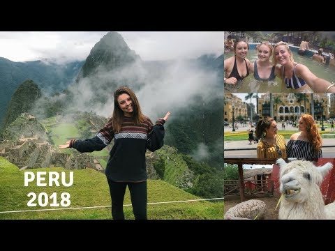 Traveling to Lima and Cusco, Peru - March 2018