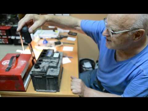 Как определить неисправность аккумулятора (короткое замыкание в банке)