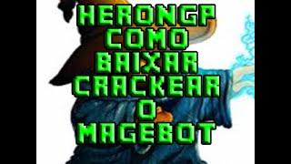 Tutorial de como baixar e crackear o MageBot