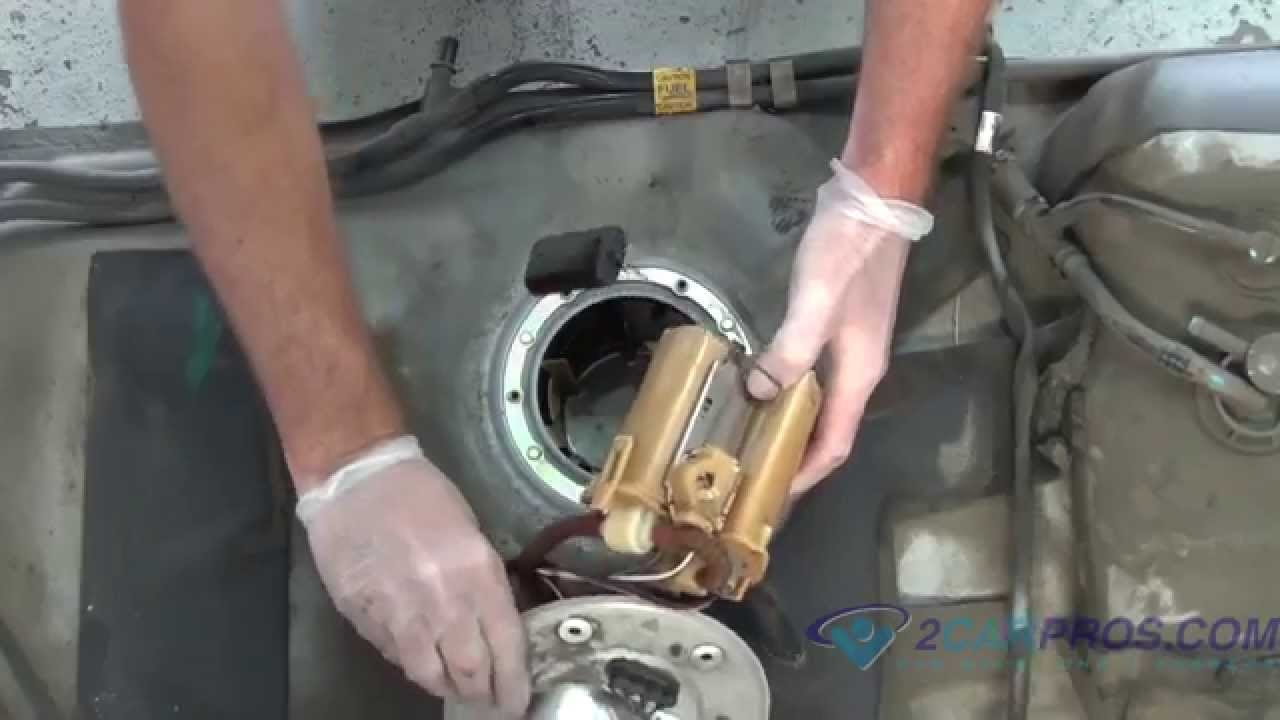 Fuel Pump Replacement 19942004 Ford Mustang  YouTube