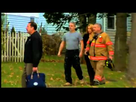 Man calls 911 for neighbors house fire