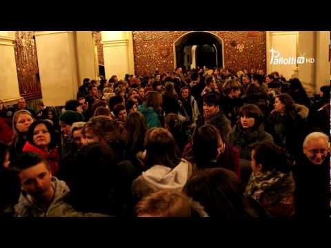 Pallotyńskie Czuwanie Maturzystów 2012 (zaproszenie)