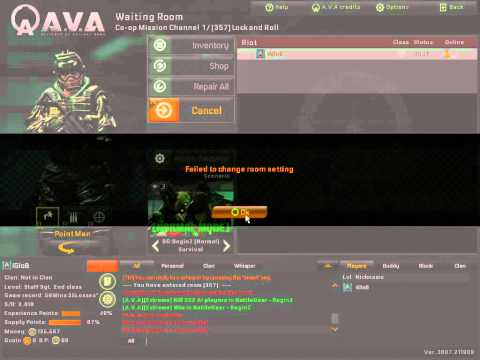 Ava Extreme To Easy Glitch :P