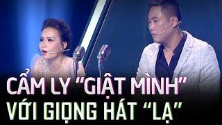 Cẩm Ly 'giật mình' với thí sinh có giọng giống 'Đan Nguyên'