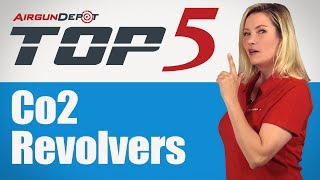 Top 5: Co2 Revolvers