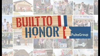 Happy Veterans Day from Built to Honor
