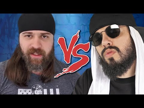 Nando Moura VS. Mussoumano | Batalha de Youtubers