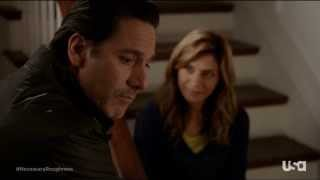 Necessary Roughness - 3x08 - Dani and Nico Final Scene