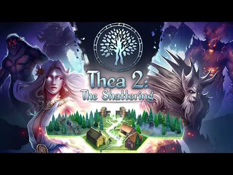 Thea 2: The Shattering Gameplay Trailer EA 30th November