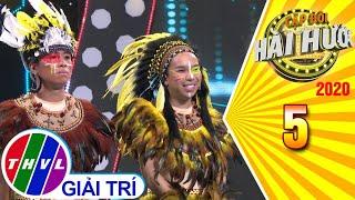 Cặp đôi hài hước Mùa 3 - Tập 5: Nước ơi về đâu - Gia Huy Su Su, Hồ Khánh Long