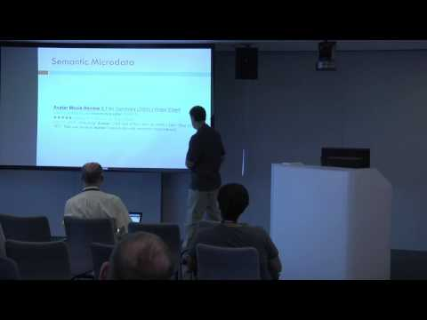NEPHP 2013 - Coding The Semantic Web With HTML5 - David Kelleher