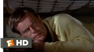 The Pink Panther (5/10) Movie CLIP - Champagne Surprise (1963) HD
