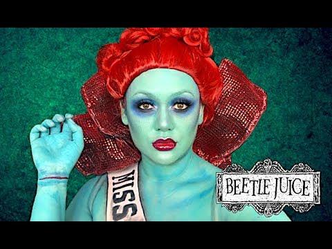MISS ARGENTINA BEETLEJUICE MAKEUP TUTORIAL! thumbnail