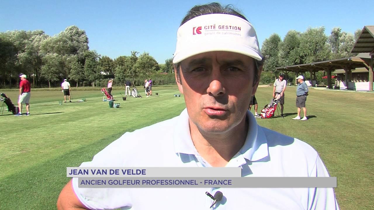 """Golf : retour sur le """"Paris Legends Championship"""""""