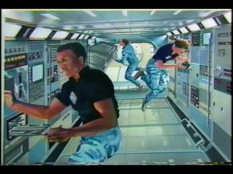Hey! What's Space Station Freedom? - YouTube