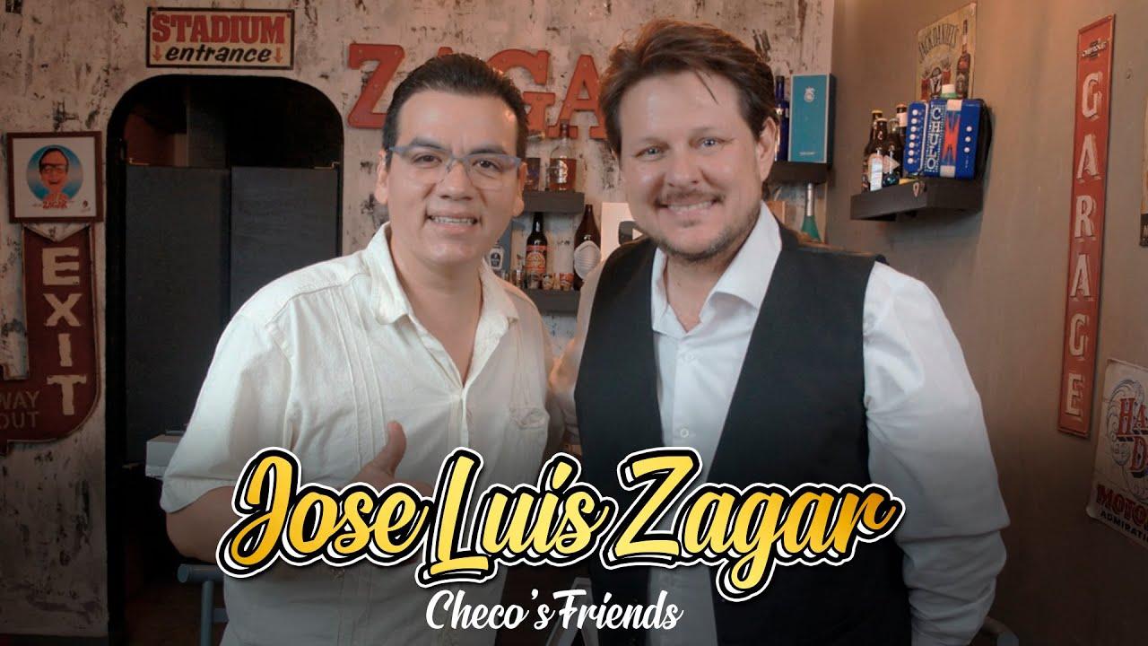 José Luis Zagar - Checo's Friends Ep.8 Entrevista | Sergio Mejorado